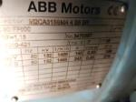 Motor ABB M2CA 315S B5 - 132kW - GA132 / Compressed Air (others used equipments) / Used Motors