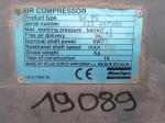 Atlas Copco - GA75 - 75kW - Ref:19089 / Atlas Copco Compressor GA lubricated screw  / Atlas Copco GA75 - GA90 VSD FF