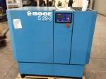 BOGE - S29-2 - 22kW - Ref:20930 / Lubricated rotary screw compressors / Compressor Compair, BOGE, Worthington, Mauguière, Sullair...