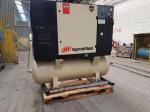 Ingersoll-Rand - UP5-18 on receiver - 18kW - Ref:17074 / Lubricated rotary screw compressors / Ingersoll Rand lubricated screw compressors